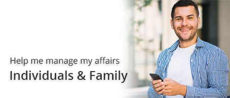 Individuals & Family Tax Planning